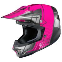HJC CL-X7 Cross-Up Helmet Pink