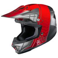 HJC CL-X7 Cross-Up Helmet Red