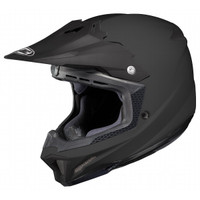 HJC CL-X7 Motocross Helmet Matte Black