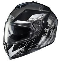 HJC IS-17 Blur Helmet Black