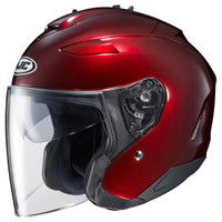 HJC IS-33 II Helmet Red