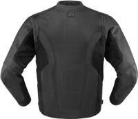 Icon Hypersport Jacket Black Back Side