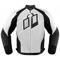 Icon Hypersport Jacket White Front Side