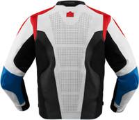 Icon Hypersport Jacket Glory Back Side