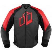 Icon Hypersport Jacket Red Front Side