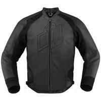 Icon Hypersport Jacket Black Front Side