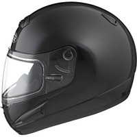 G-Max GM38S Solid Snow Helmet Black