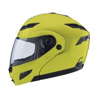 G-Max GM54S Hi-Viz Helmet