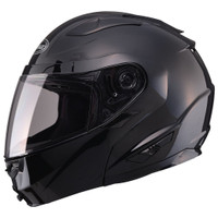 G-Max GM64 Helmet - Solid Black