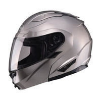 G-Max GM64 Helmet - Solid Silver