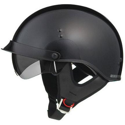G-Max GM65 Full Dress Helmet - Solid  Black