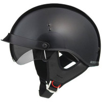 G-Max GM65 Full Dress Helmet - Solid  Black