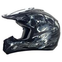 AFX FX-17 Inferno Helmet Black