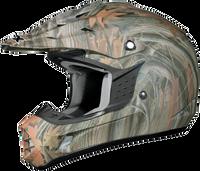 AFX FX-17Y Camo Helmet