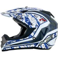 AFX FX-19 Vibe Helmet Blue