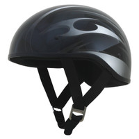 AFX FX-200 Graphics Slick Helmet Black