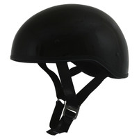 AFX FX-200 Solid Slick Helmet Black 4