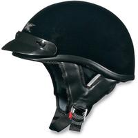 AFX FX-70 Solid Helmet Black