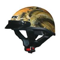 AFX FX-70 Wood Camo Helmet