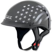 AFX FX-72 Stealth Helmet with Single Inner Lens