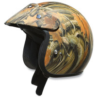 AFX FX-75 Camo Youth Helmet