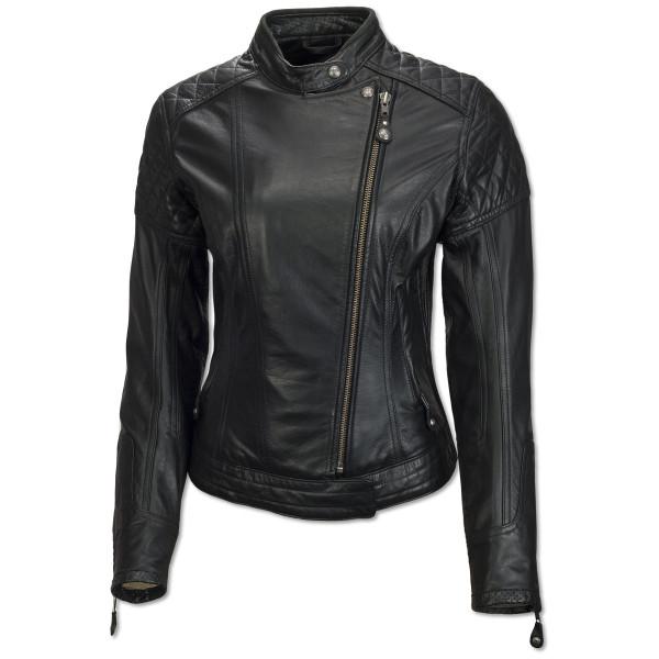 Roland Sands Design Women's Riot Jacket Black