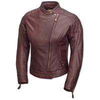 Roland Sands Design Women's Riot Jacket Brown