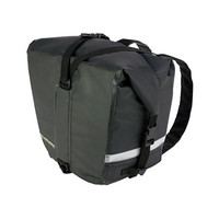 Nelson-Rigg Adventure Dry Saddle Bags Black