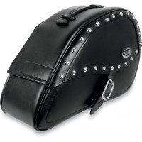 Yamaha V Star Model Teadrop Saddlebags - Saddlemen