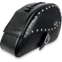 Harley-Davidson Softails Teadrop Saddlebags - Saddlemen