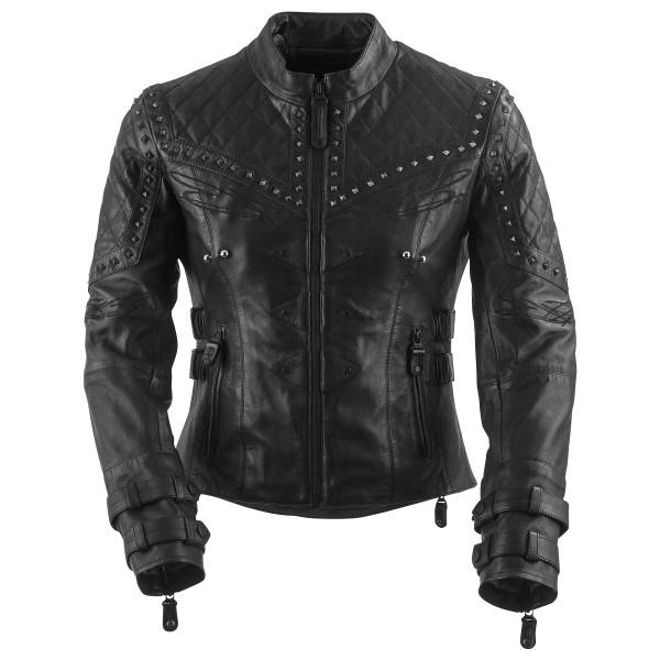 Black Brand Women's Brazilian Waxed Jacket 1