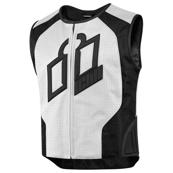 Icon Hypersport Prime Vest White