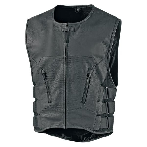Icon Regulator D3O Stripped Vest 1