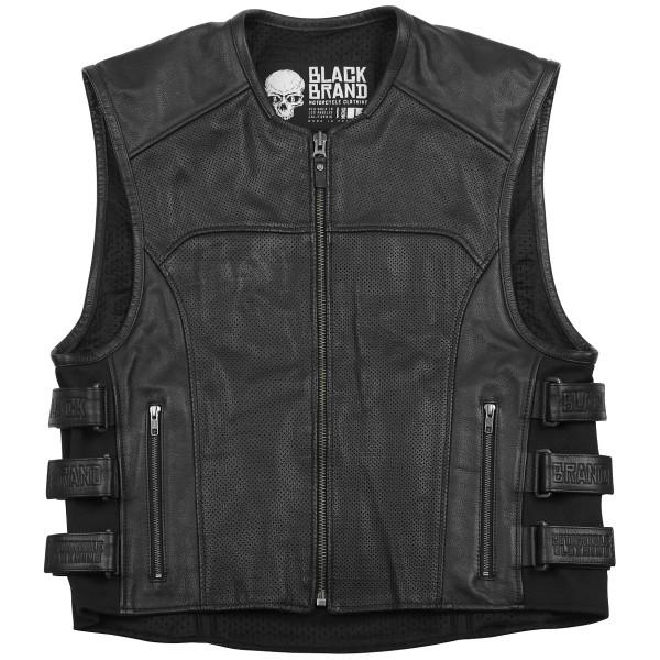 Black Brand Ice Pick Perforated Kooltek Vest 1