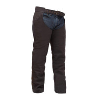 First Classics Stallion Jean Style Chap With Ventilated Panels