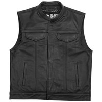 Black Brand Club Vest 1