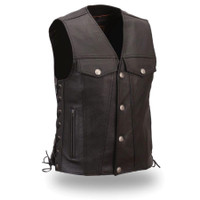 First Classics Rushmore Men's Buffalo Nickel Vest