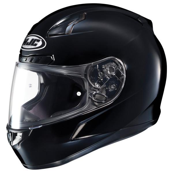 HJC CL-17 Helmet  Black