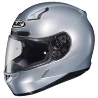 HJC CL-17 Helmet  Silver