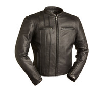 First Classics Cafe A Lister Men's Leather Jacket