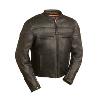First Classics Stakes Racer Crossover Scooter Jacket