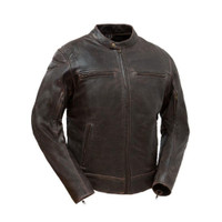 First Classics Top Performer Men's Brown Jacket