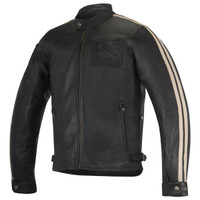 Alpinestars Oscar Charlie Leather Jacket 1