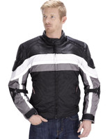 Viking Cycle Hammer Motorcycle Jacket for Men