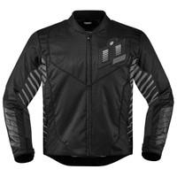 Icon Wireform Jacket Gray