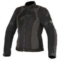Alpinestars Stella Amok Air Drystar Jacket Black