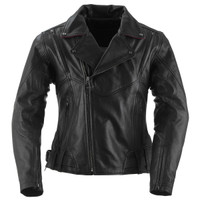Black Brand Women's Sapphire Leather Jacket 1