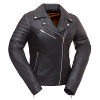 First Classics Princess Cut Women's Leather Jacket