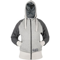Speed & Strength Women's American Beauty Armored Hoody White