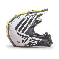 Fly Racing F2 Carbon MIPS Zoom Helmet White 1